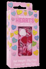 Iscream Hearts Bath Confetti