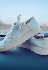 Hayden Star Sneaker in Beige