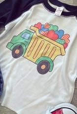 Henry Dump Truck Raglan