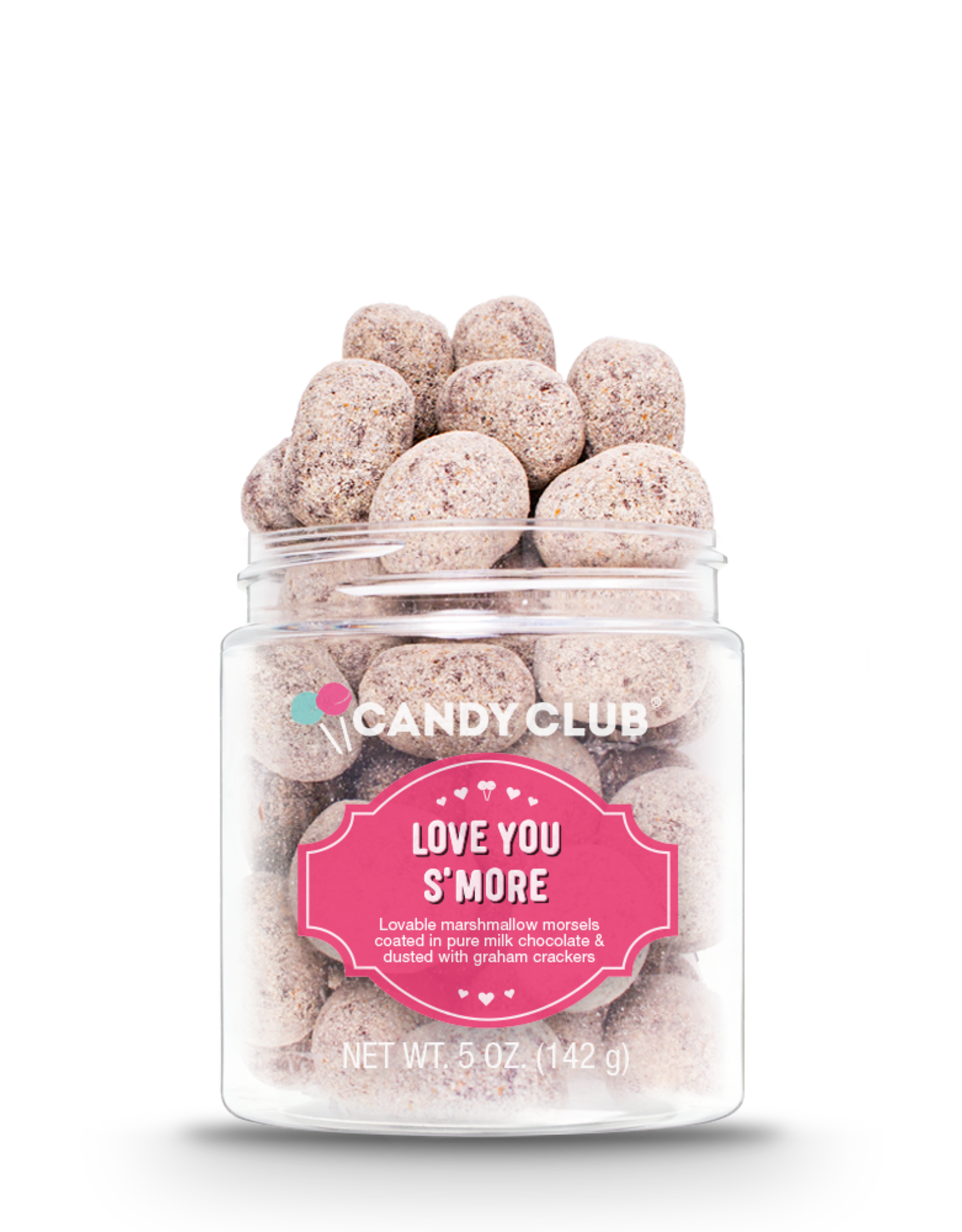 Candy Club Love You S'more