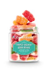 Candy Club Triple - Decker Sour Bears