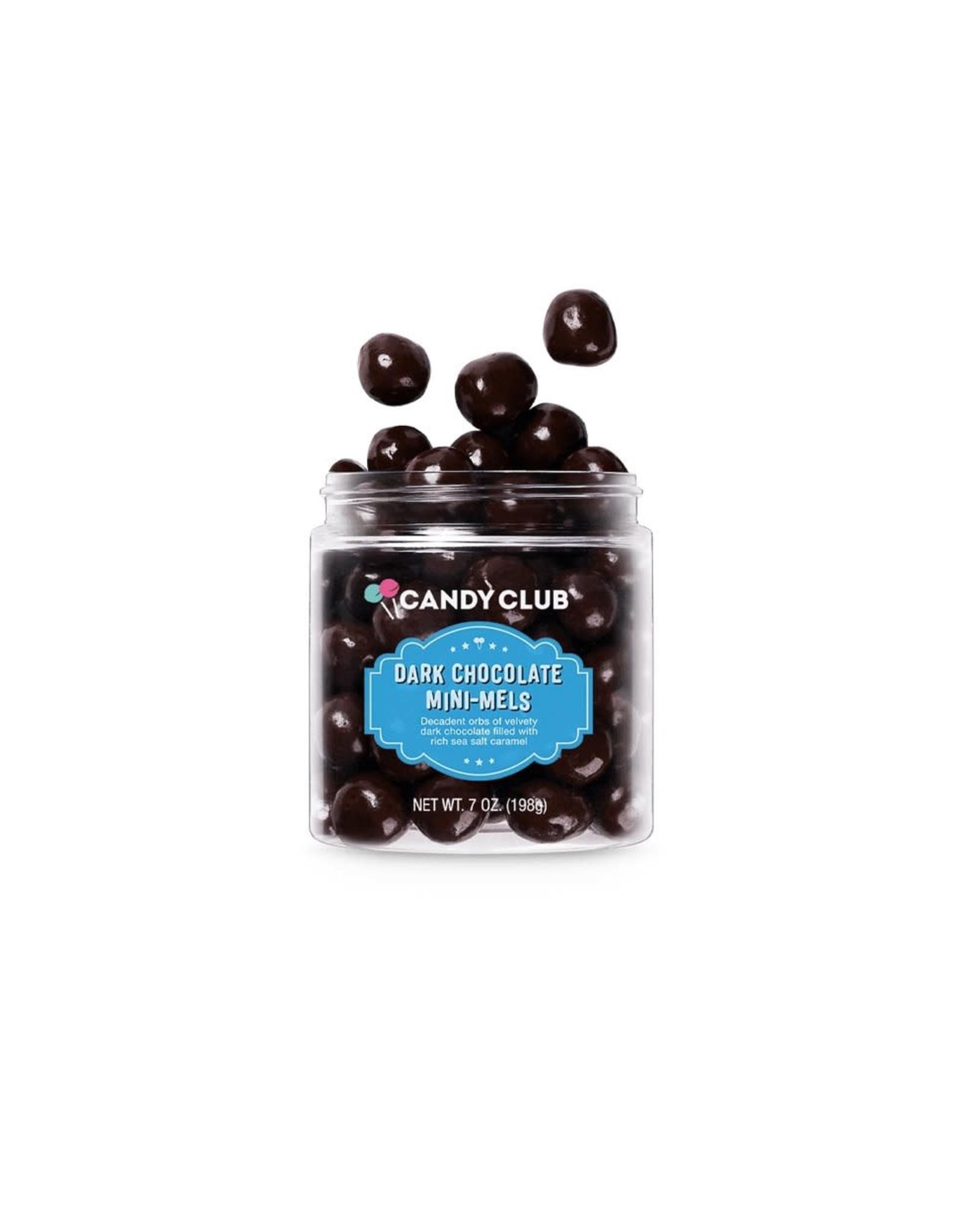 Candy Club Dark Chocolate Mini-Mels