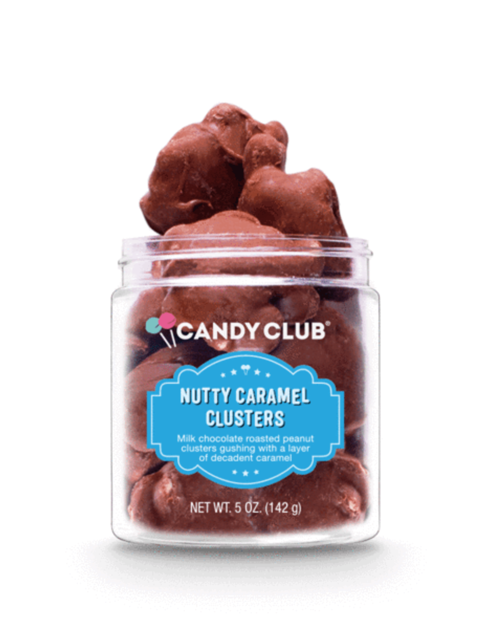 Candy Club nutty caramel clusters
