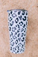SIC 20 oz Leopard Stainless Steel Tumbler