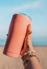 SIC 20 oz. Matte Coral Stainless Steel Tumbler