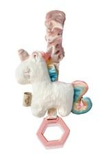 Itzy Ritzy Ritzy Jingle™ Unicorn Attachable Travel Toy