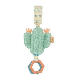 Itzy Ritzy Ritzy Jingle™ Cactus Attachable Travel Toy