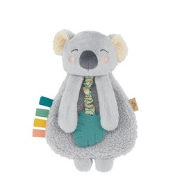 Itzy Ritzy Itzy Lovey™ Koala Plush with Silicone Teether Toy