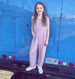Hayden Rena Mauve Jumpsuit