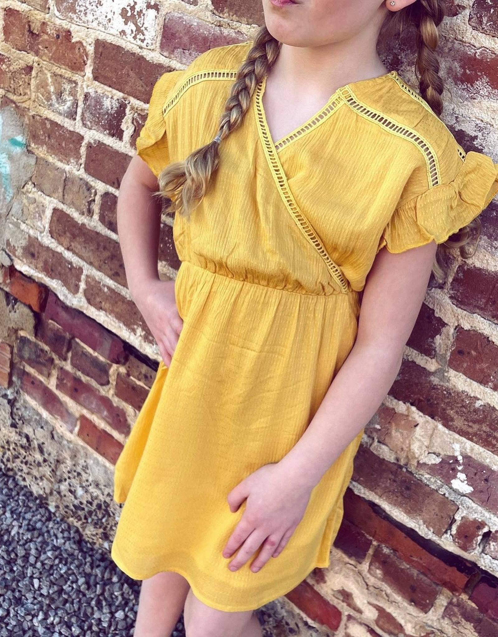 Hayden Taryn Dress in Honey