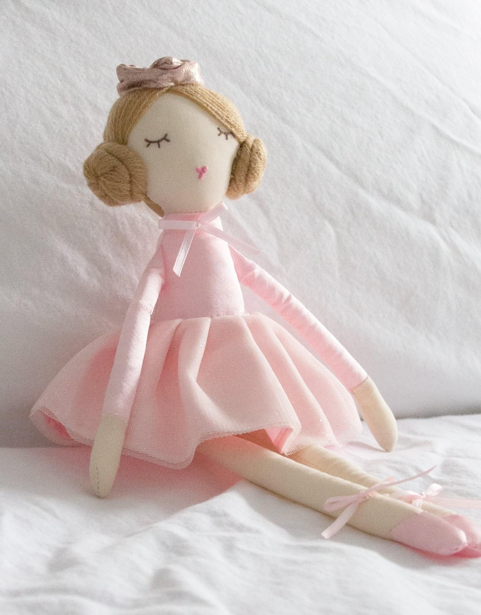 "Creative Education Doll - Bella the Ballerina 12"""