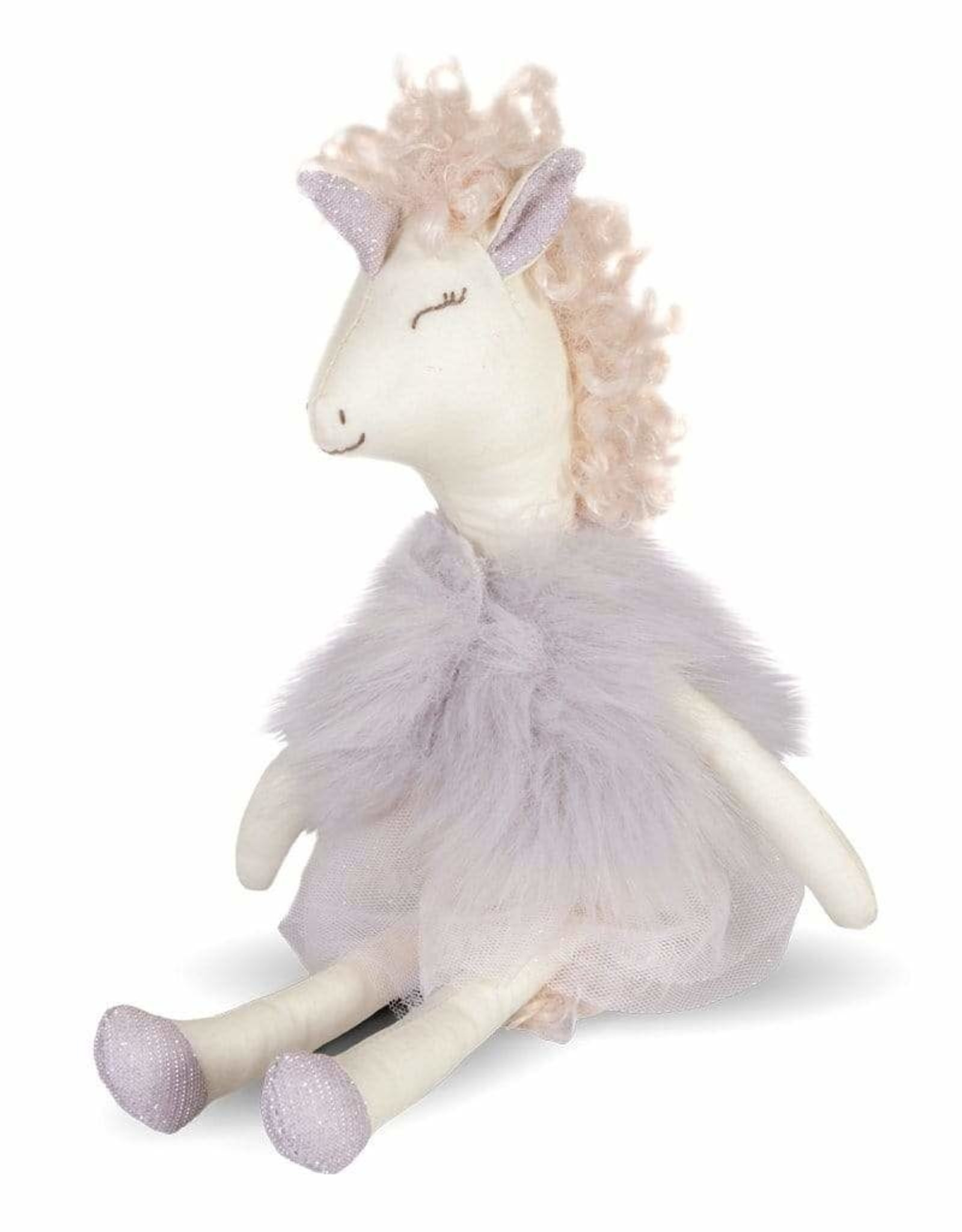 "Creative Education Doll - Evie the Unicorn 12"""