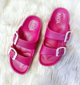 Mia Kids Little Jasmine in Hot Pink