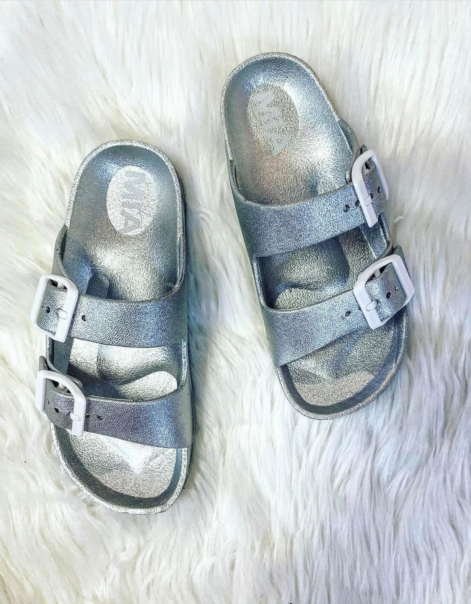 Mia Kids Little Jasmine in Silver