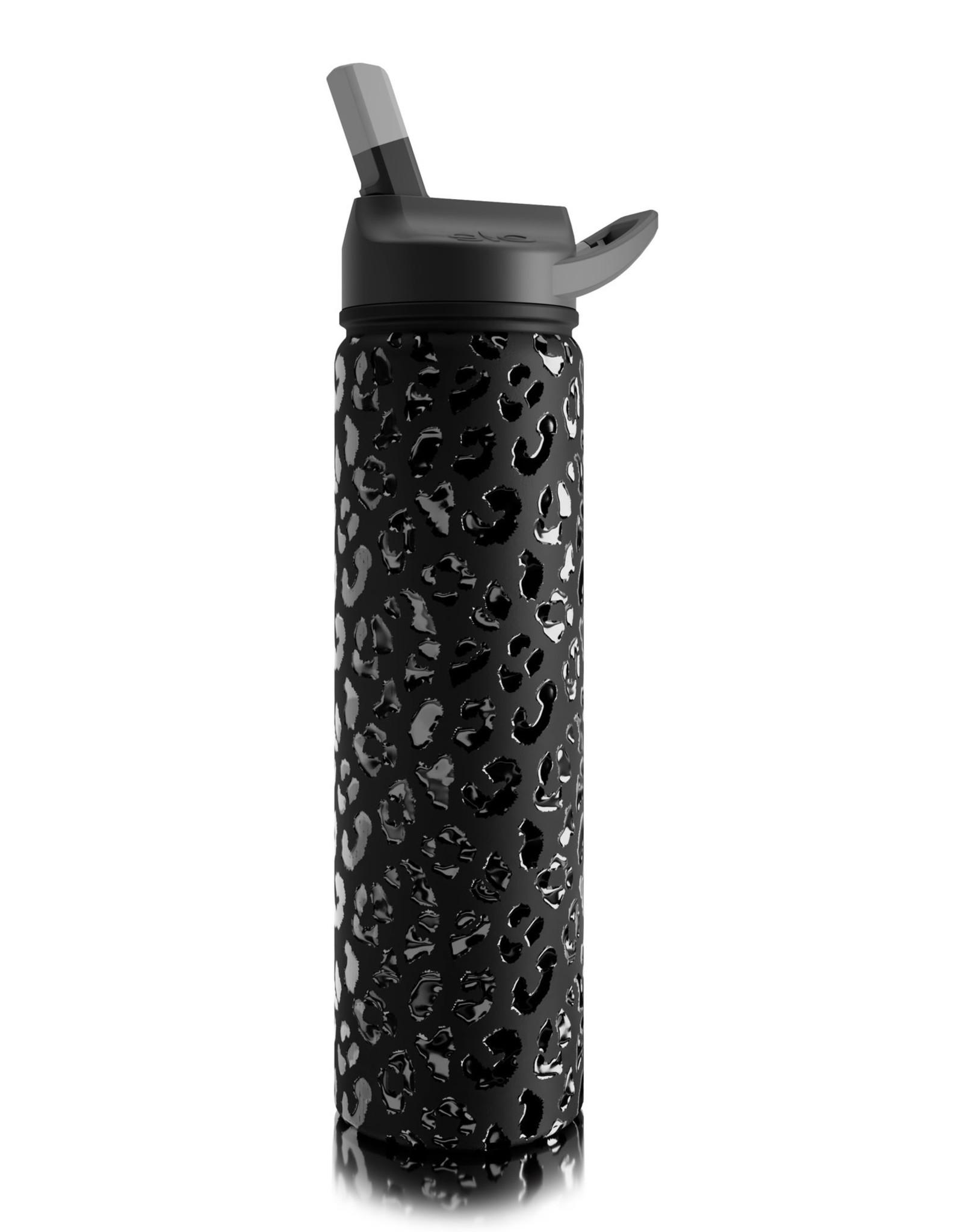 SIC 27 oz Leopard Eclipse Stainless Steel Water Bottle