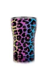 SIC 12 oz Neon Leopard Tumbler
