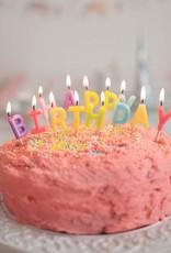 Creative Education Happy Birthday Rainbow Candles (13 pcs)