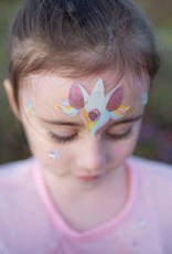 Creative Education Unicorn Fairy Face Stickers