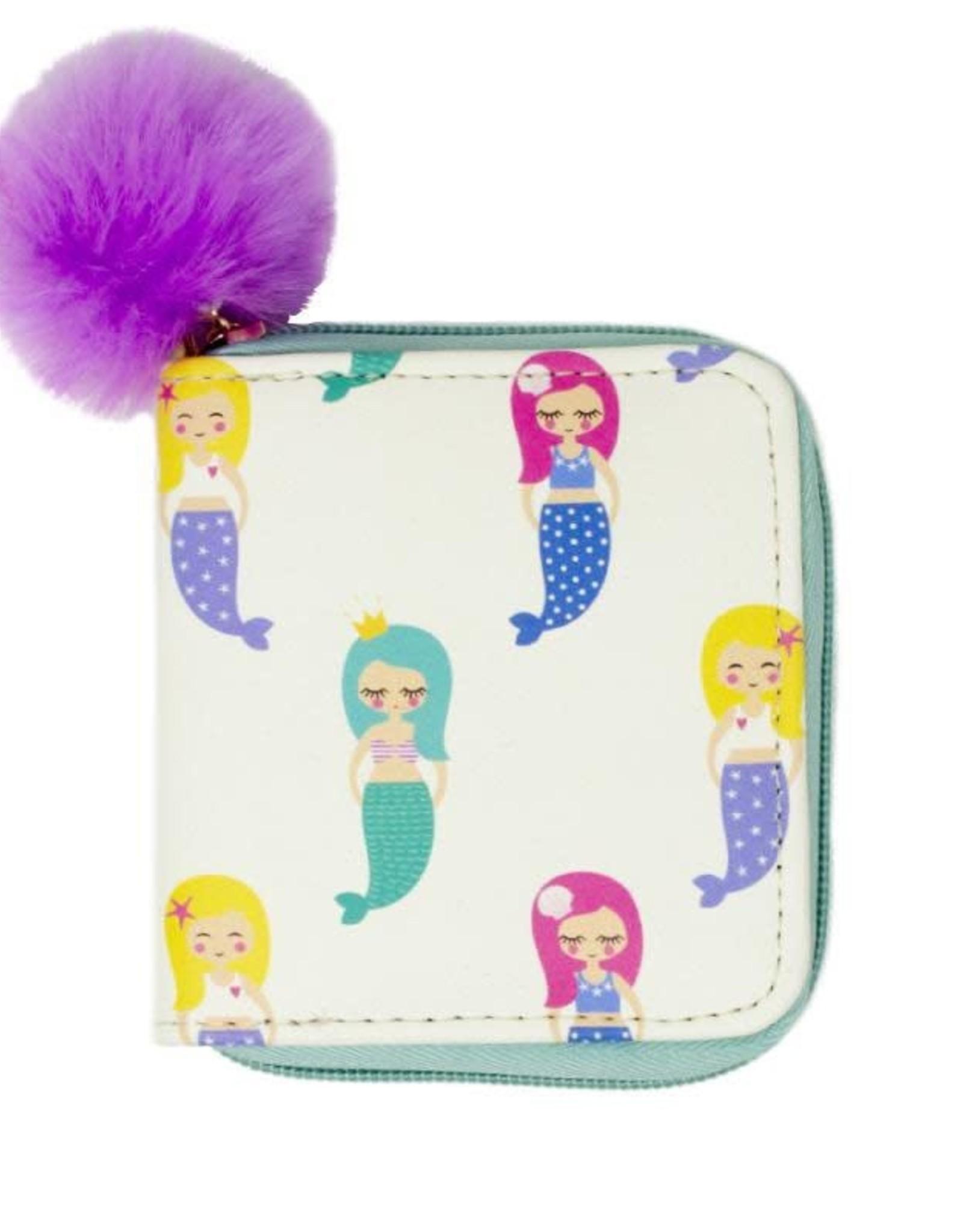 Zomi Gems Mermaid Wallet