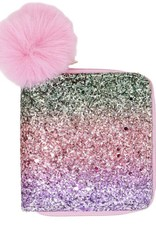 Zomi Gems Rainbow Glitter Wallet