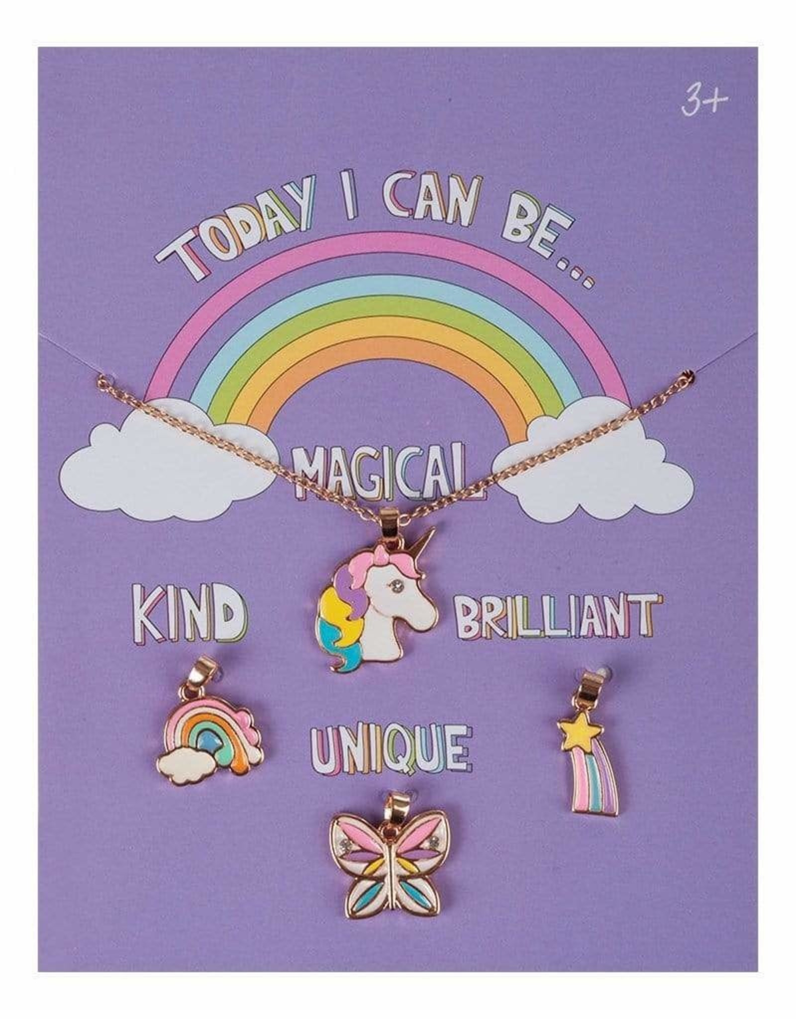 Creative Education Today I Can Be M, K, B AND U - Carded Gift Set