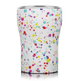 SIC 12 oz. Splatter Paint Tumbler