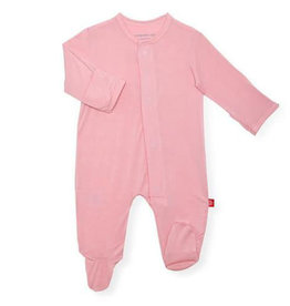 Magnetic Me Dusty Rose Solid Magnetic Footie