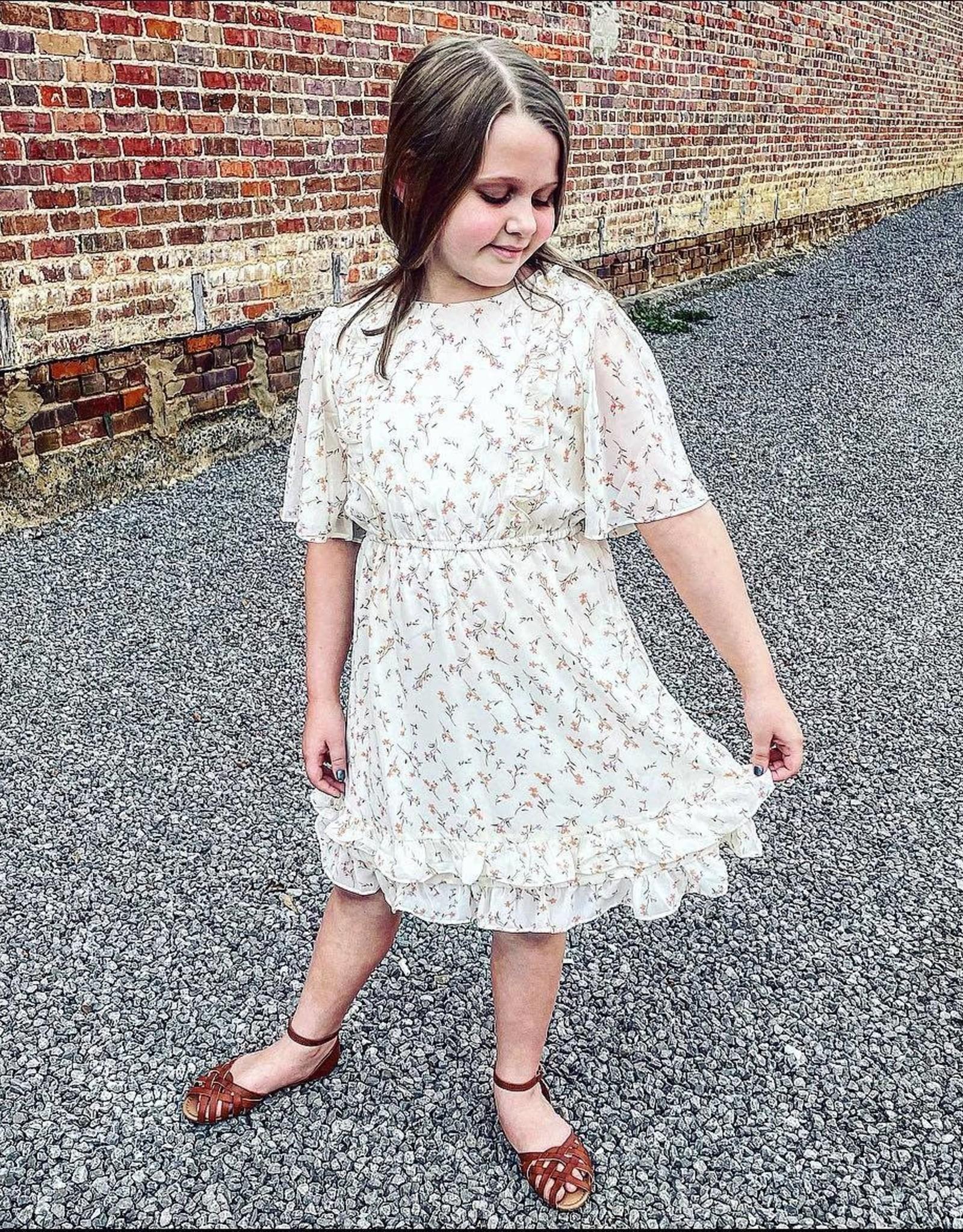 Hayden Cynthia Floral Dress