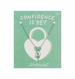 Creative Education Confidence is Key - Carded Gift Set