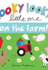 Sourcebooks Looky Looky Little One On the Farm Book
