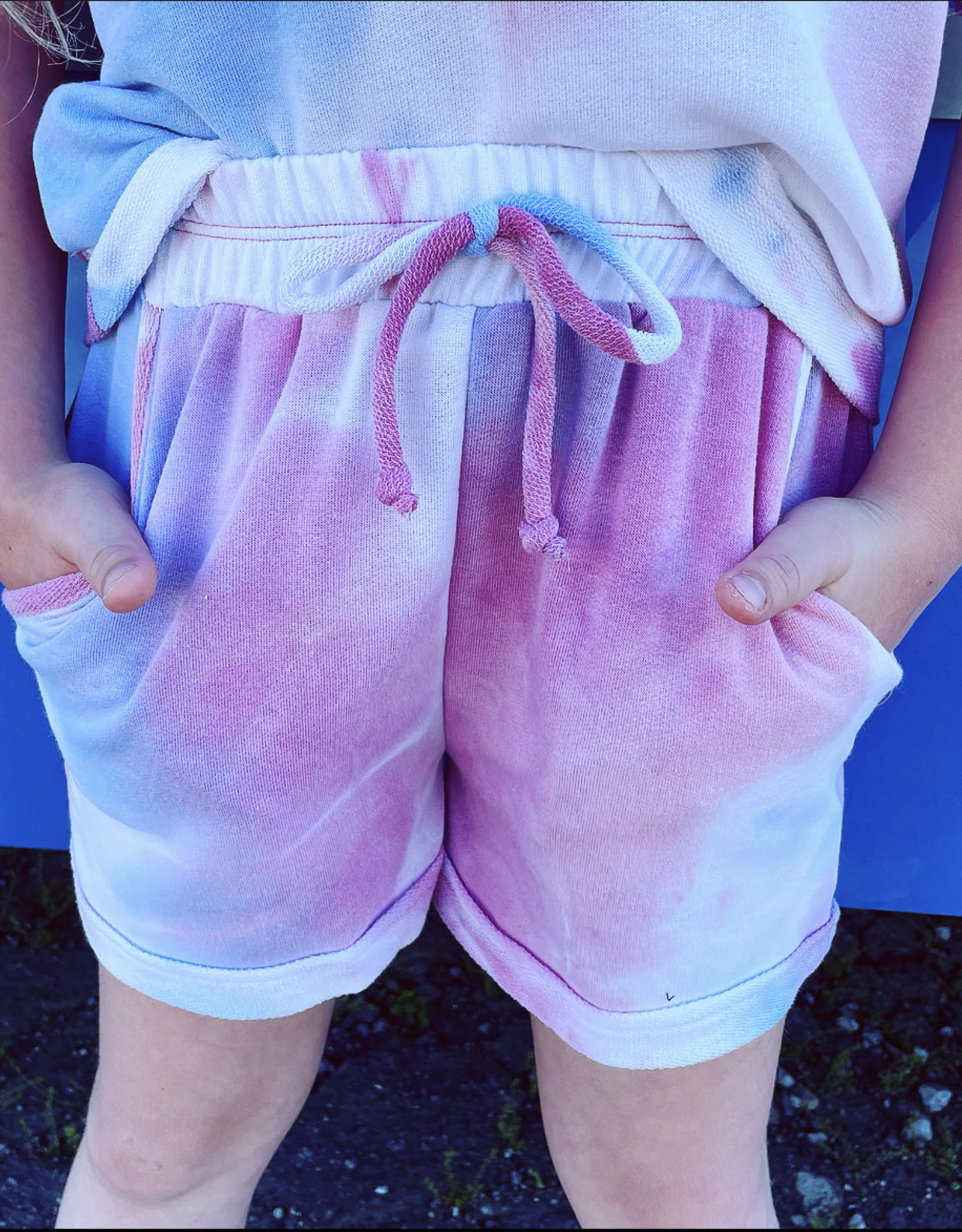 For All Seasons Andrea Shorts in TieDye