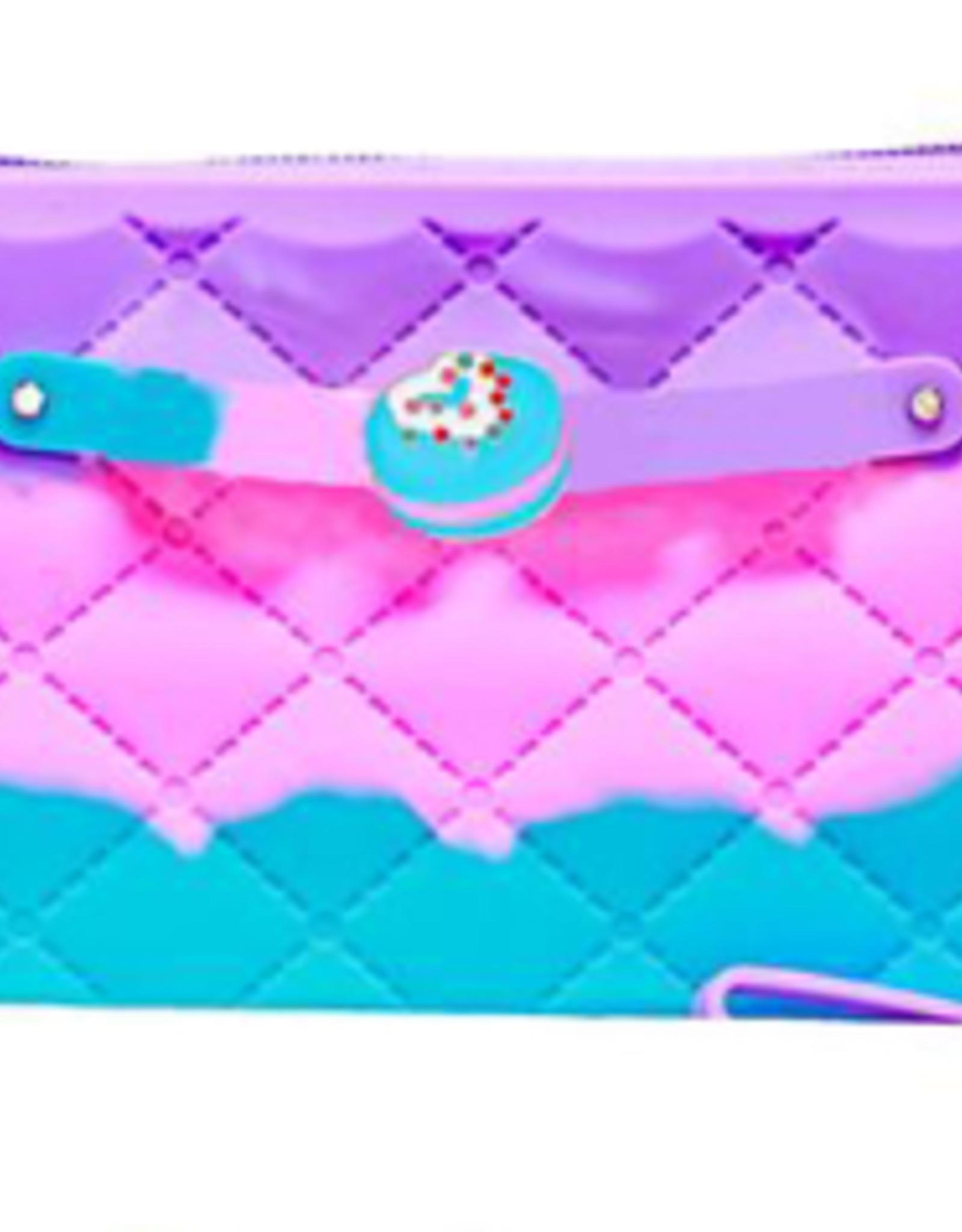 Charlies Project Gummies Sherbet Cotton Candy Wristlet