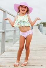 RuffleButts Anything is Possible Ruffle Bikini