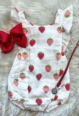 Nola Tawk Berry Nice Sunsuit