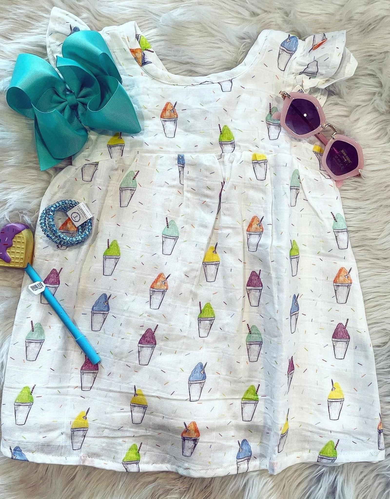 Nola Tawk Snoball Dress