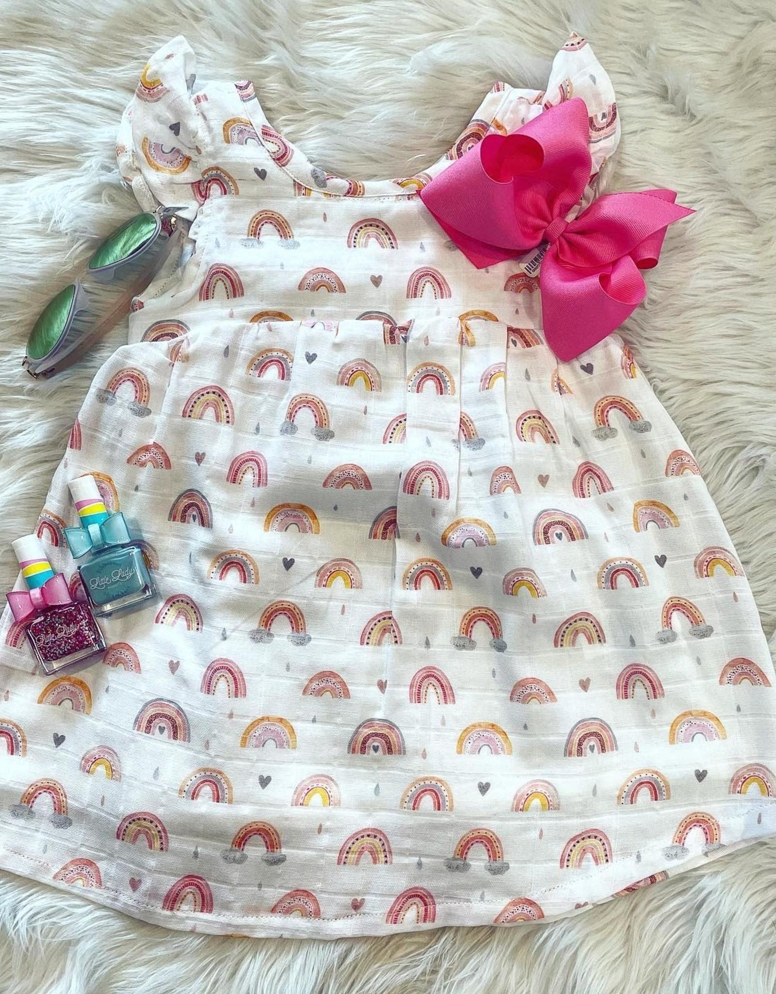 Nola Tawk Chase Rainbows Dress
