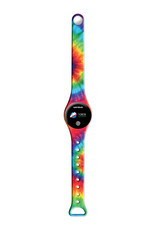 Watchitude Tie Dye - Move 2 - Kids Activity Plunge Proof Watch