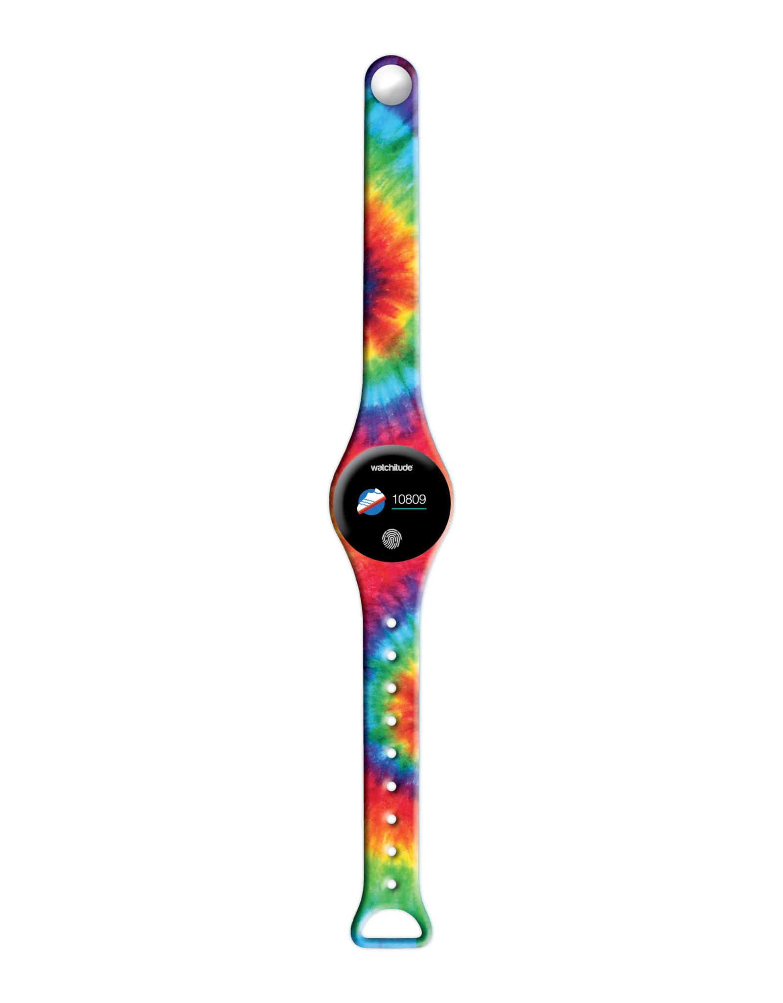 Watchitude Tie Dye - Move 2 - Kids Activity Plunge Proof Watch