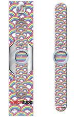 Watchitude Rainbow Playground - Slap Watch