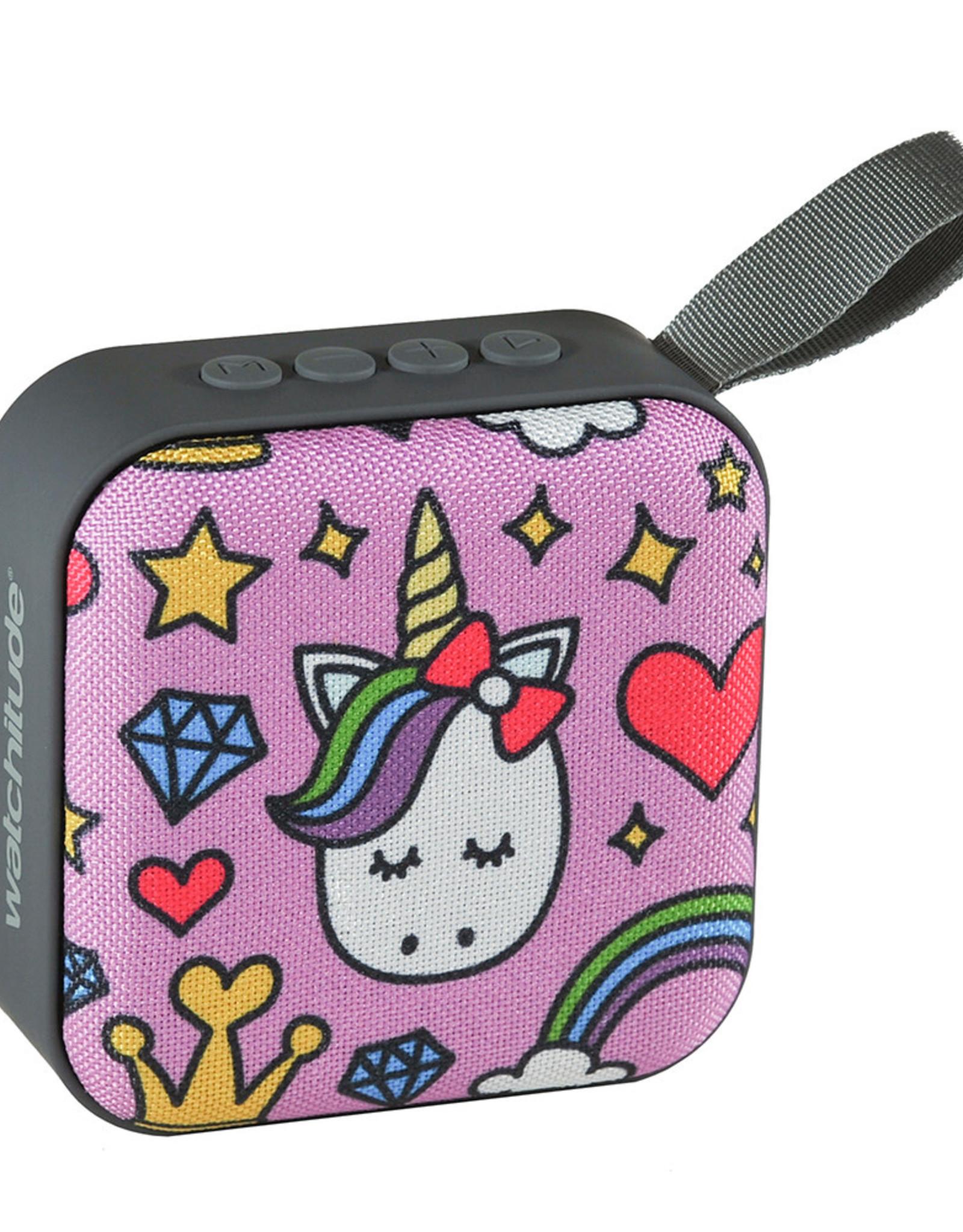 Watchitude Previous Next Princess Unicorn - Jamm'd - Wireless Speaker