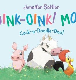 Oink-Oink! Moo! Board Book