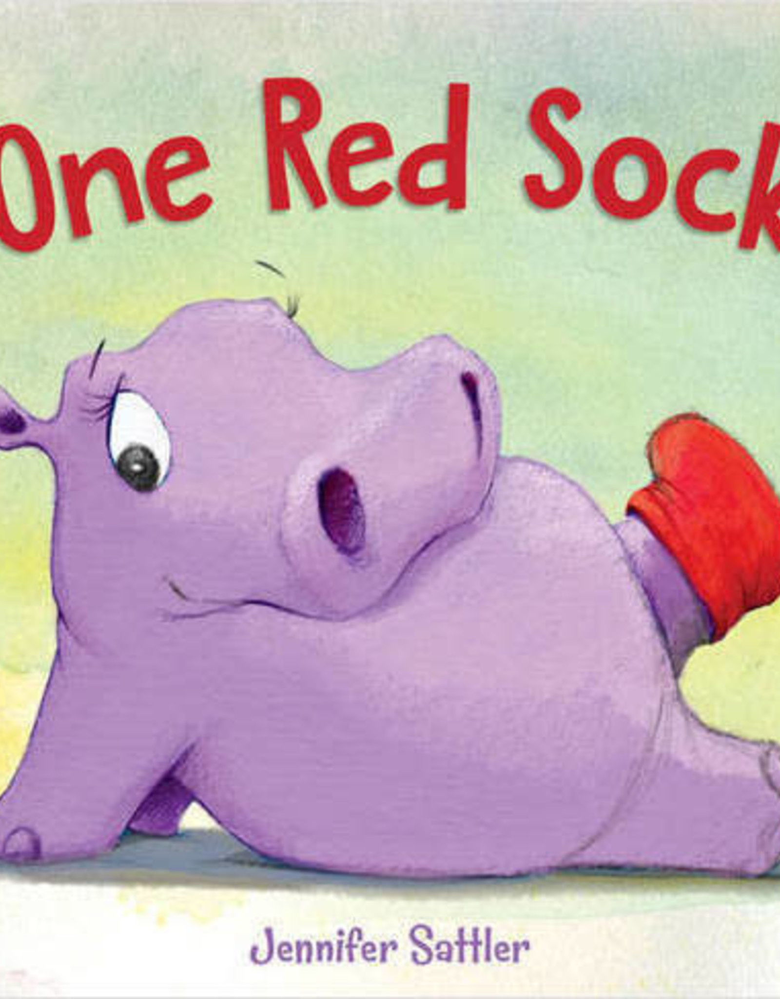 One Red Sock Book