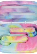 Iscream Pastel Tie Dye Compact Earbuds