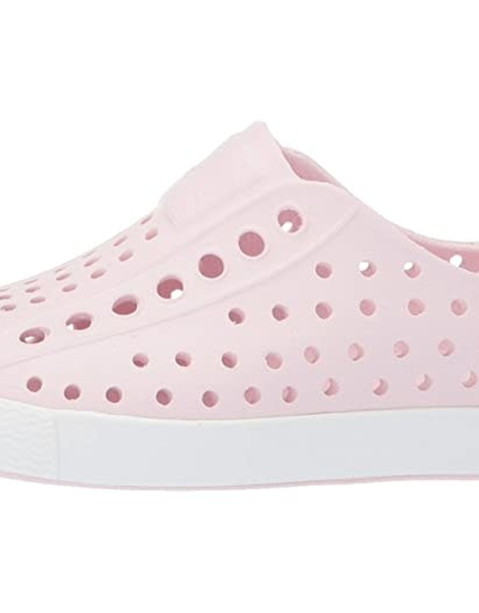 Native Shoes Jefferson in Milk Pink