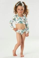 UpBaby Tropical Rash Guard Bikini