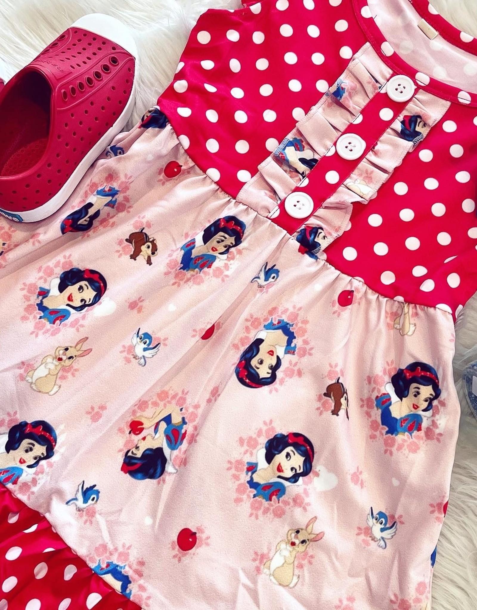Honeydew Snow White Dress