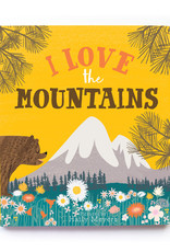 Lucy Darling I Love the Mountains - Book
