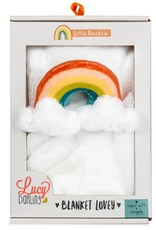 Lucy Darling Little Rainbow Lovey