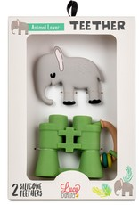 Lucy Darling Animal Lover Teether Toy