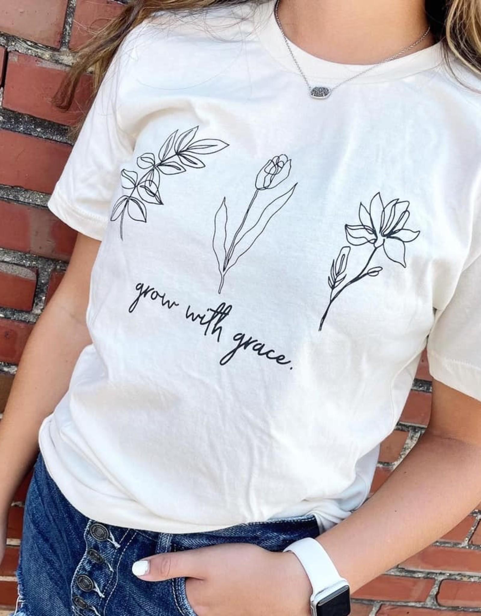 Grow With Grace Tee